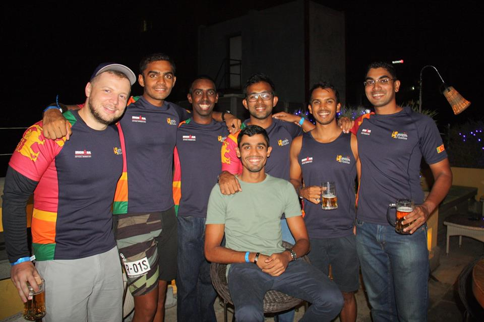 Colombo Court Hotel and Spa hosts Ironman 70.3 celebrations