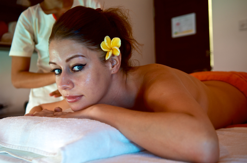 How to make the most of your Amber Spa massage