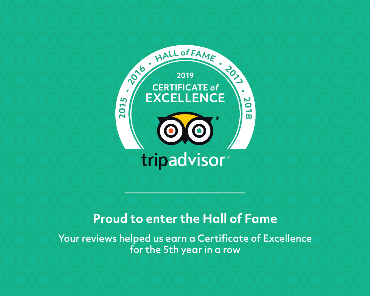 Colombo Court Hotel & Spa Inducted into the TripAdvisor Hall of Fame