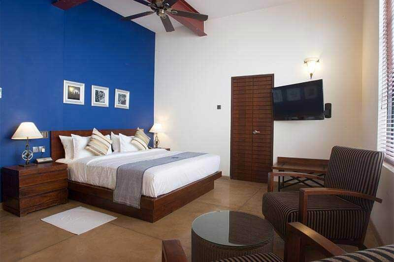 Superior Deluxe rooms of Colombo Courtyard