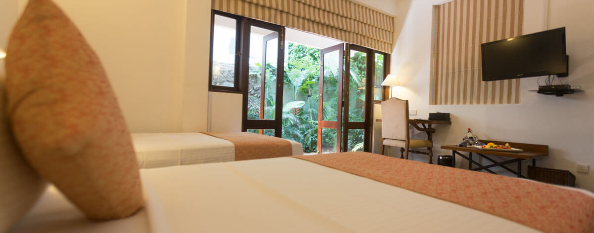 Best rooms in Colombo City Hotels