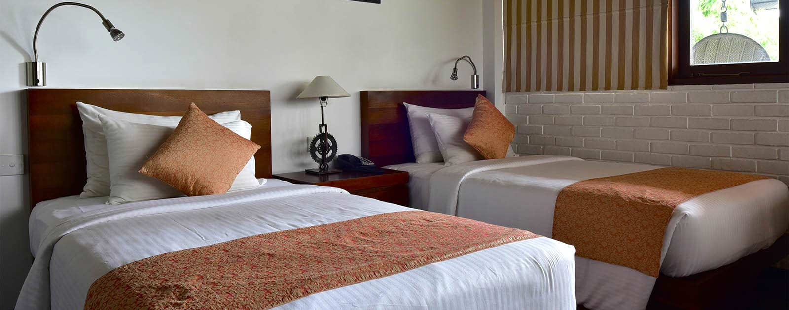 Comfort rooms in Colombo boutique hotels