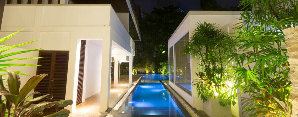 Best outside hotel interiors in Colombo