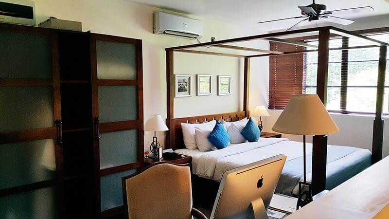 Duplex Suites in Colombo Courtyard Hotel