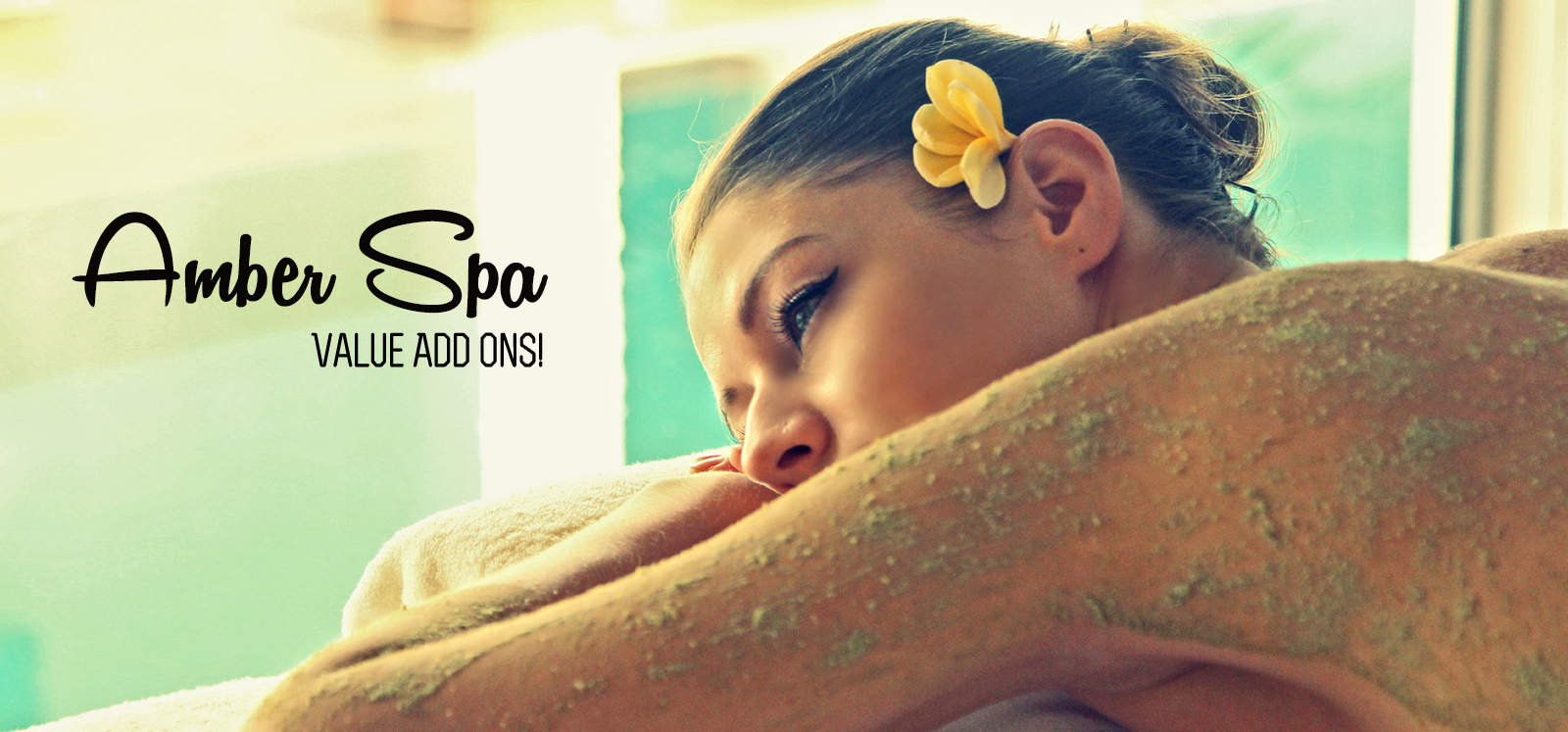 Amber Spa Value Add Ons