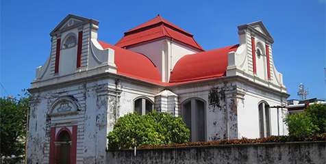 Churches in Colombo city limit