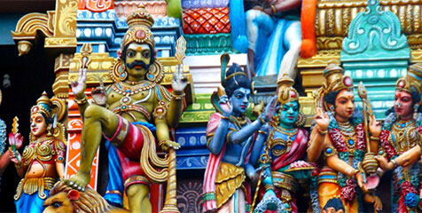 Religious places in Colombo city limit