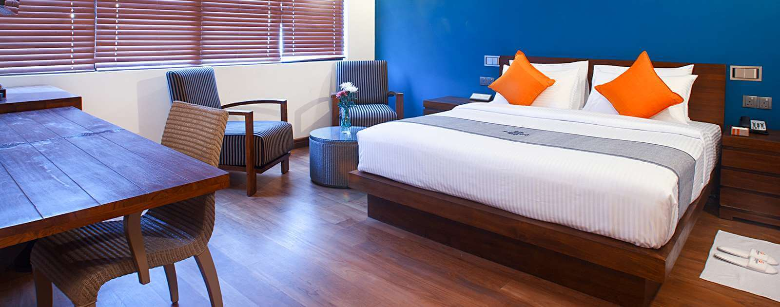 Comfortable rooms in Colombo City hotels