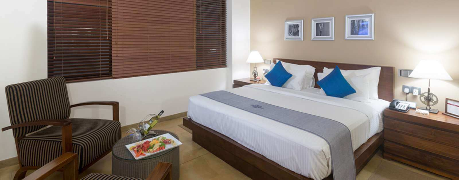 Colombo Courtyard Deluxe rooms