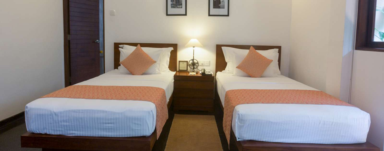 Best twin rooms in Colombo city hotels