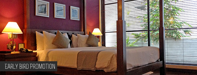 Early Bird Offer at Colombo Court Hotel & Spa